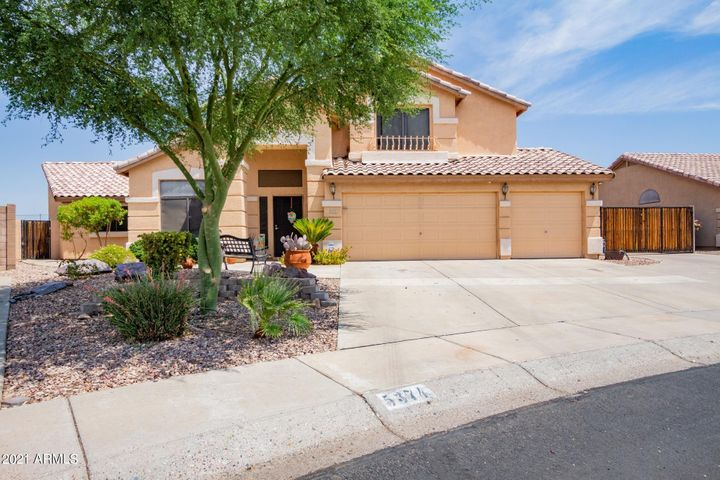 5374 W MICHIGAN Avenue, Glendale, AZ 85308