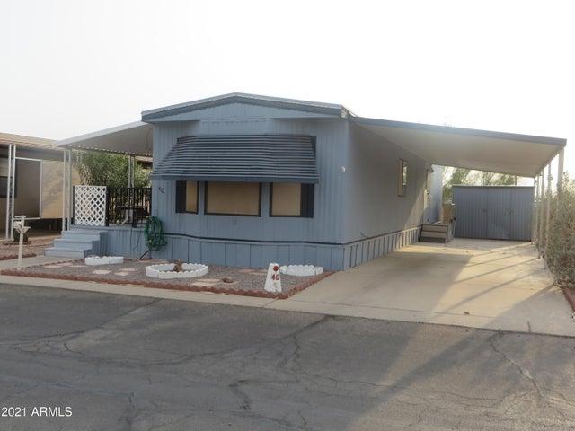 9427 E University Drive, 40, Mesa, AZ 85207