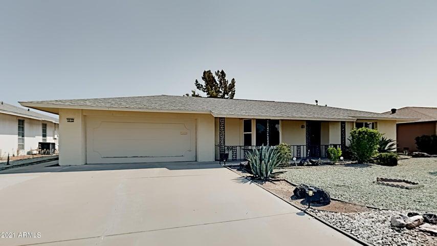 10122 W BURNS Drive, Sun City, AZ 85351