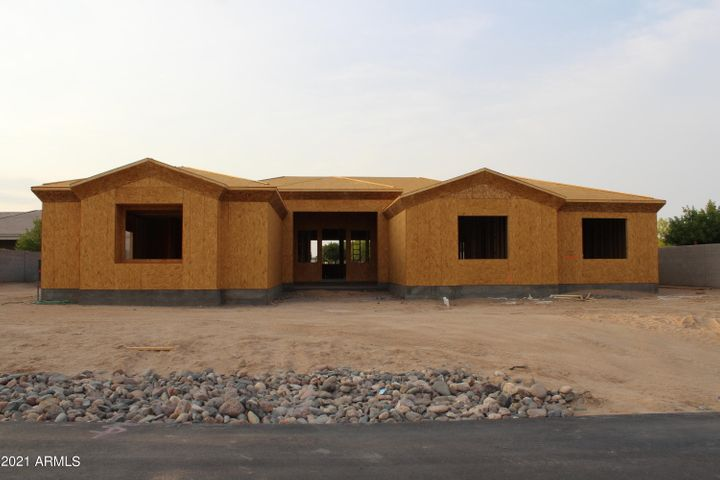 Actual home being built 7/13/21. Approximate November/December 2021