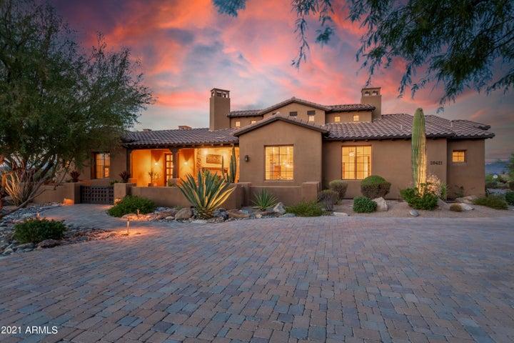 28421 N RIO MOUNTAIN Court, Scottsdale, AZ 85262