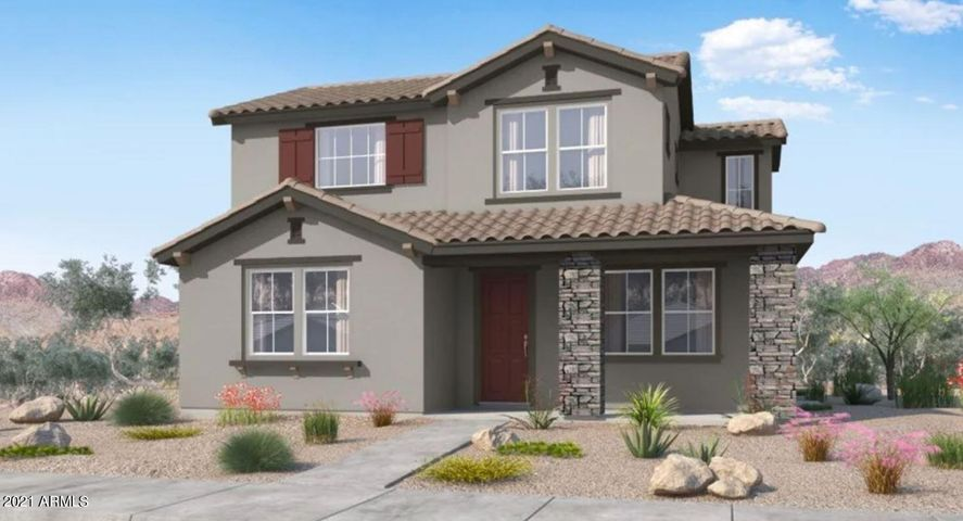 Built by Taylor Morrison~ Plan CC-RM3~ B-Ranch elevation~ Ready May 2022