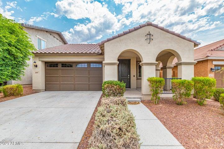 2087 N HERITAGE Street, Buckeye, AZ 85396