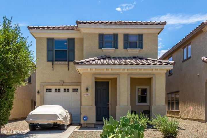 6417 W VALENCIA Drive, Laveen, AZ 85339