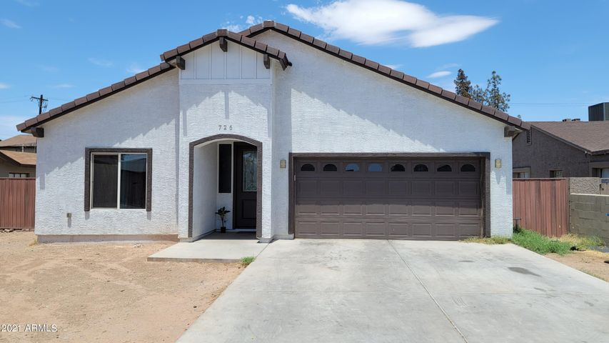 726 W DANA Avenue, Mesa, AZ 85210