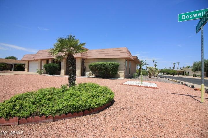 10834 W BOSWELL Boulevard, Sun City, AZ 85373