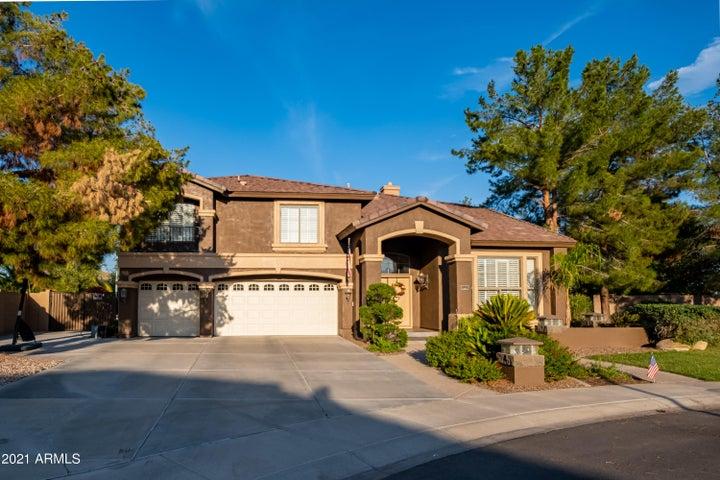4595 S NEWPORT Street, Chandler, AZ 85249