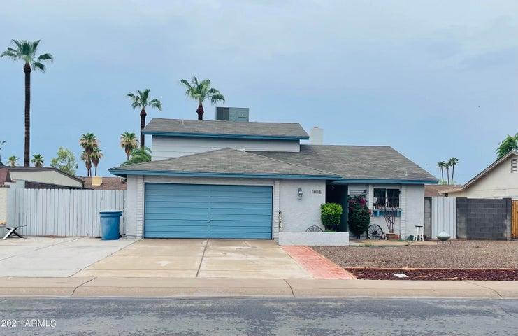 1808 W CURRY Drive, Chandler, AZ 85224