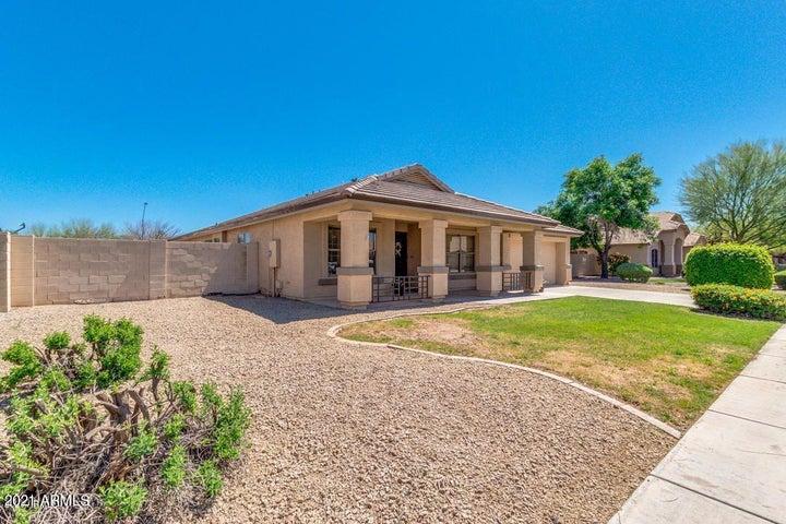 547 S MARIN Drive, Gilbert, AZ 85296