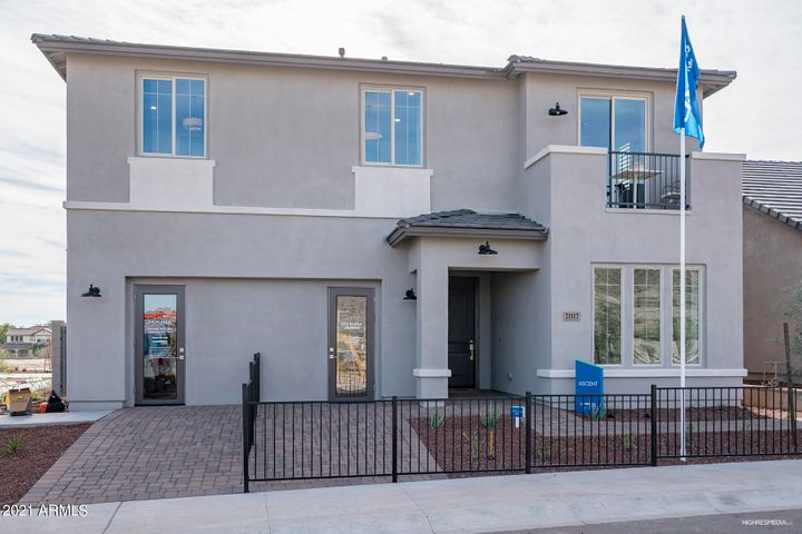 21117 W HILLCREST Boulevard, Buckeye, AZ 85396