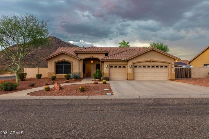5642 W WHISPERING WIND Drive, Glendale, AZ 85310