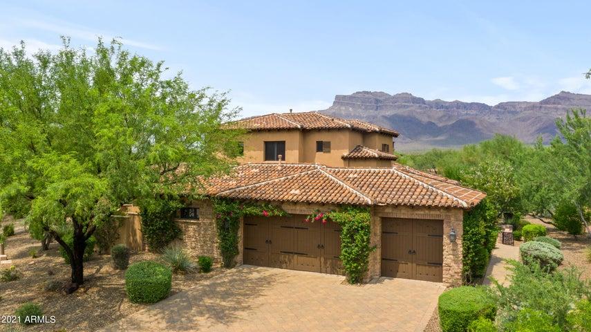3134 S PROSPECTOR Circle, Gold Canyon, AZ 85118