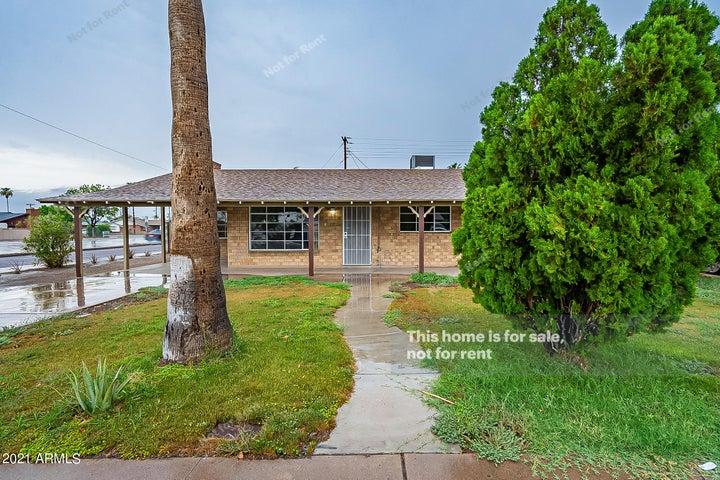 3452 W SIERRA VISTA Drive, Phoenix, AZ 85017
