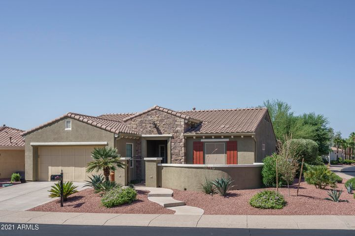 22332 N ARRELLAGA Drive, Sun City West, AZ 85375
