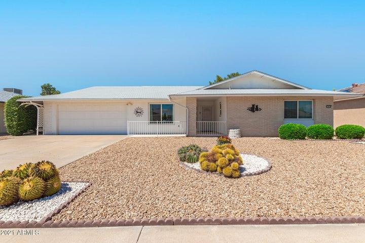 9726 W WRANGLER Drive, Sun City, AZ 85373