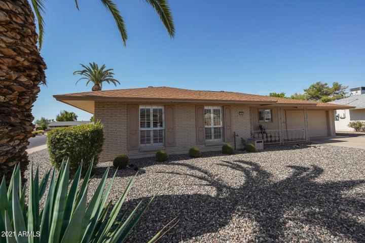 9901 W SHIPROCK Drive, Sun City, AZ 85351