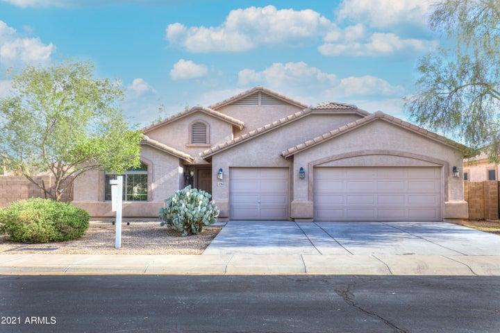 43205 W Askew Drive, Maricopa, AZ 85138