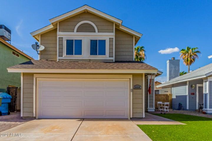 4450 W ORAIBI Drive, Glendale, AZ 85308