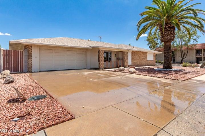18821 N 99TH Drive, Sun City, AZ 85373