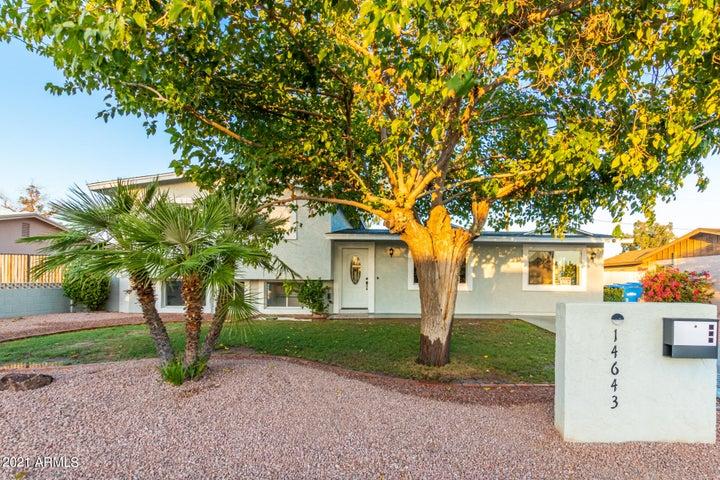 14643 N 36TH Street, Phoenix, AZ 85032