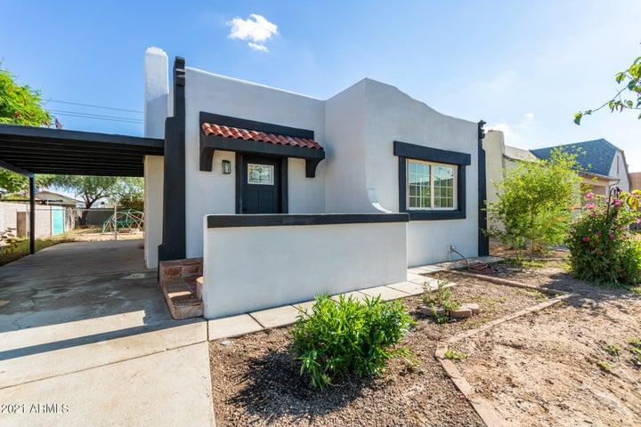 1537 W FILLMORE Street, Phoenix, AZ 85007