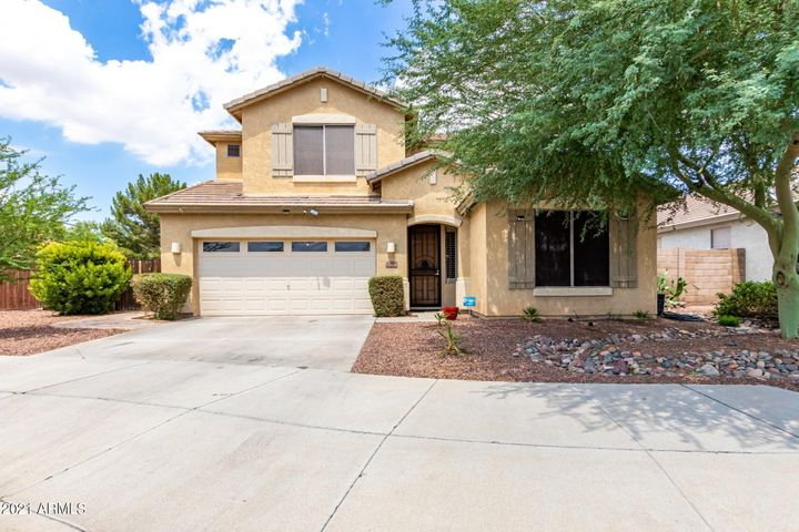 12628 W MODESTO Drive, Litchfield Park, AZ 85340