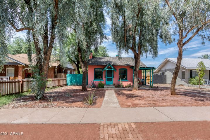 2018 N Mitchell Street, Phoenix, AZ 85006