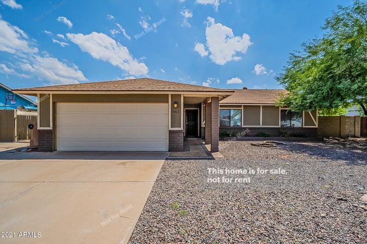 9311 W SUNNYSLOPE Lane, Peoria, AZ 85345