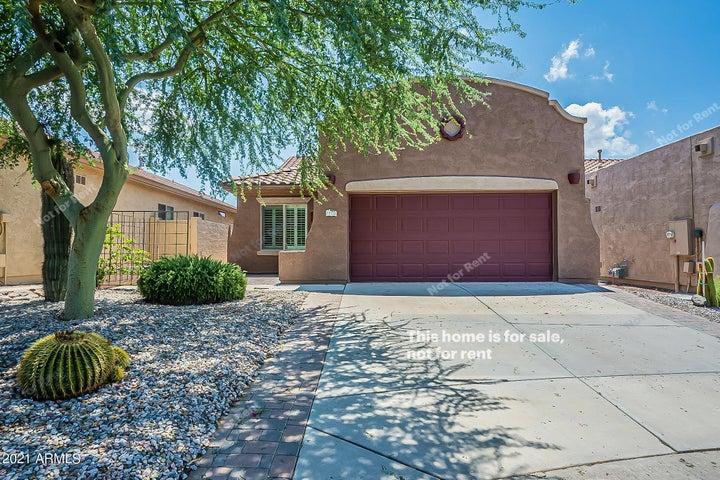 11133 E FROG TANKS Court, Gold Canyon, AZ 85118