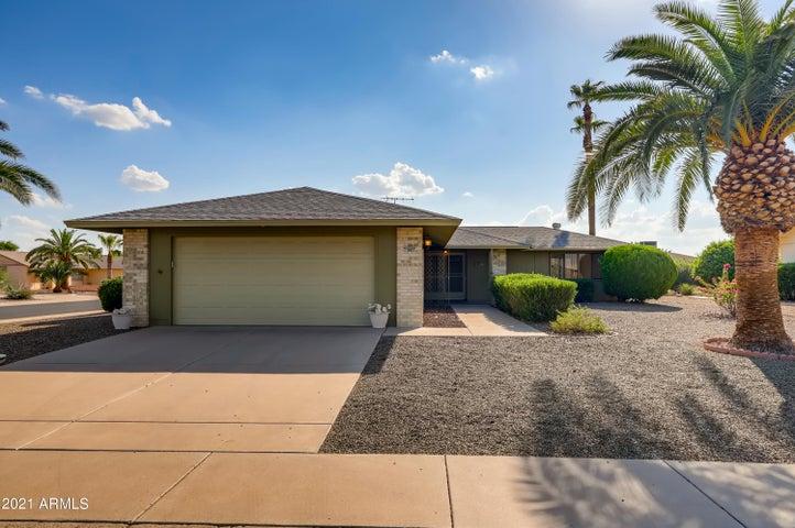 19802 N 124TH Drive, Sun City West, AZ 85375