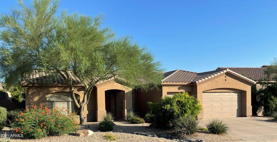 10715 E PALM RIDGE Drive, Scottsdale, AZ 85255