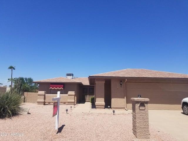 10402 E REGAL Drive, Sun Lakes, AZ 85248