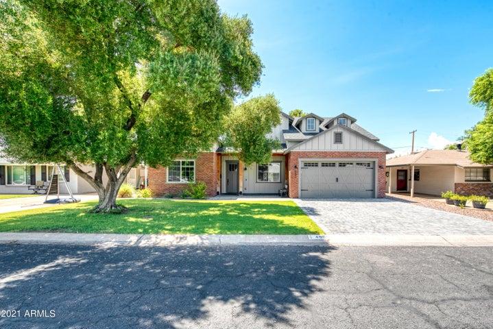 4901 E INDIANOLA Avenue, Phoenix, AZ 85018