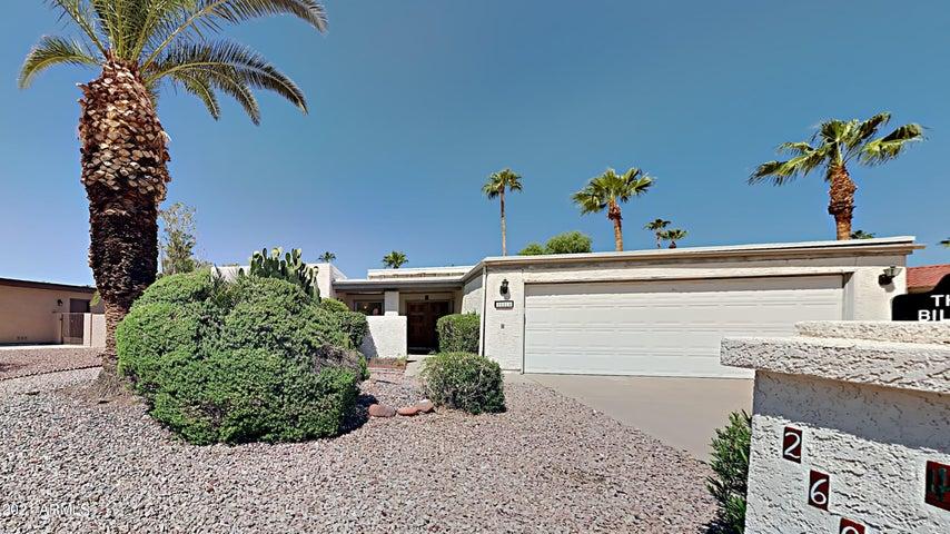 26014 S 99TH Drive, Sun Lakes, AZ 85248