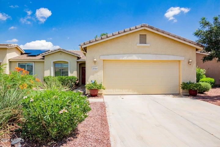 20585 N LEMON DROP Drive, Maricopa, AZ 85138
