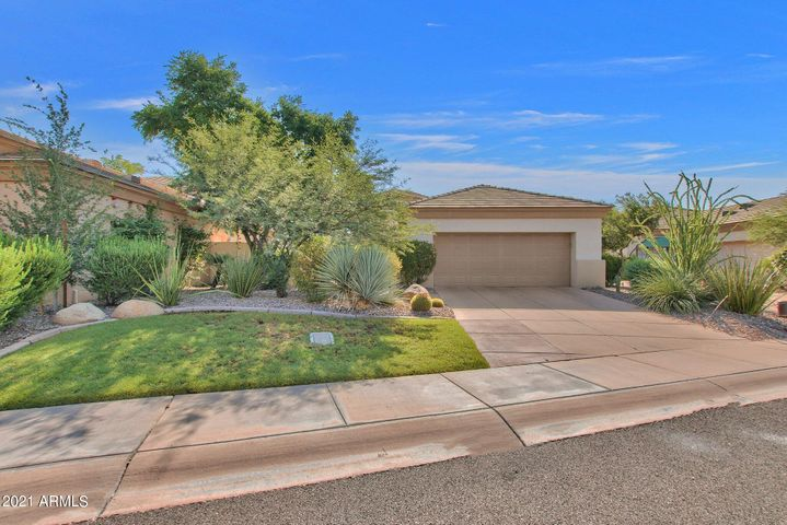 Welcome to your new home in Gainey Ranch!