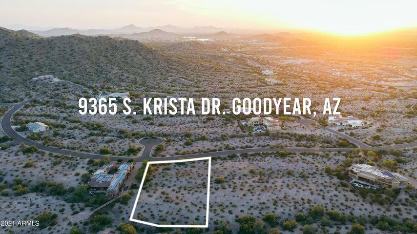 9365 S KRISTA Drive E, 11, Goodyear, AZ 85338