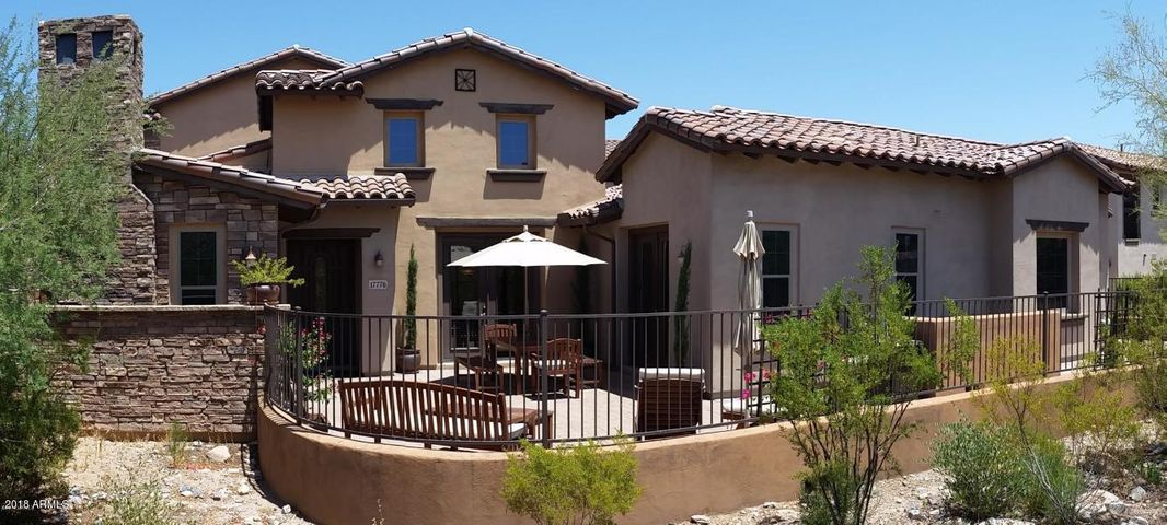 Tuscan Villa in DC Ranch