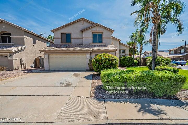 1471 S LA ARBOLETA Drive, Gilbert, AZ 85296
