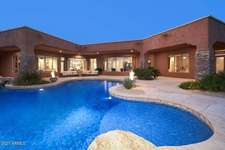 12160 E WHISPERING WIND Drive, Scottsdale, AZ 85255
