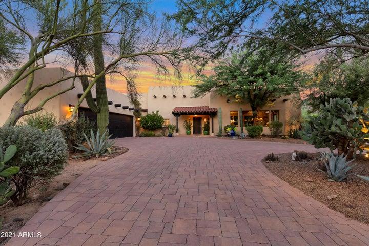 5402 E RANCHO MANANA Boulevard, Cave Creek, AZ 85331