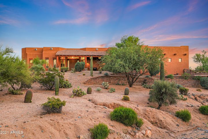 36637 N WILDFLOWER Road, Carefree, AZ 85377
