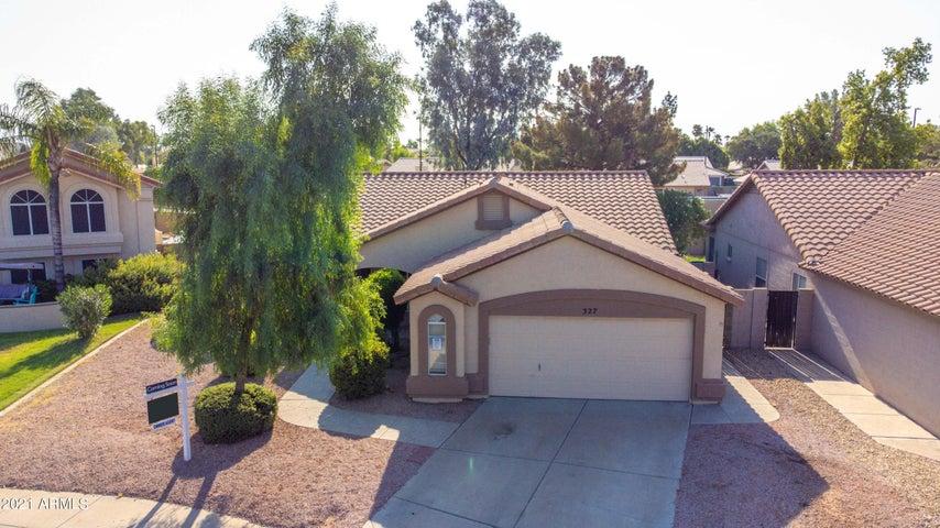 327 N WESTPORT Drive, Gilbert, AZ 85234
