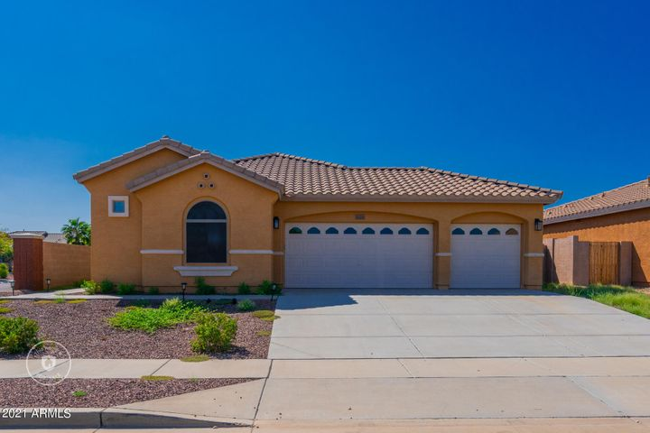 5108 N 191ST Drive, Litchfield Park, AZ 85340