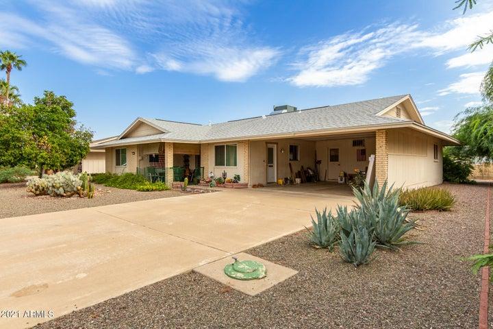 10715 W ROUNDELAY Circle, Sun City, AZ 85351