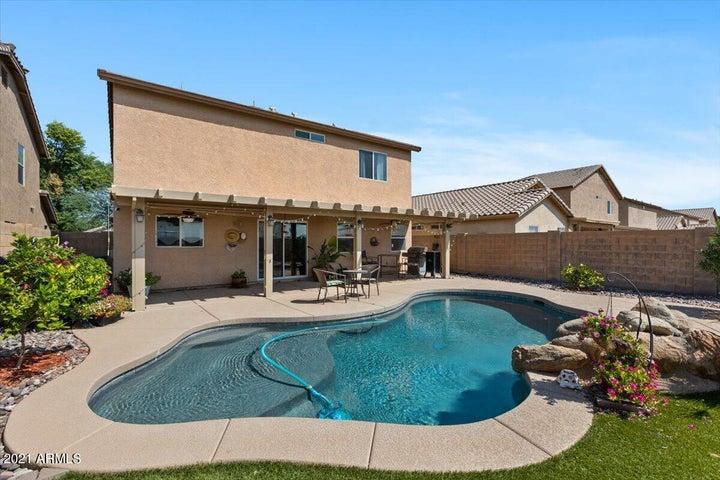 4741 E SILVERBELL Road, San Tan Valley, AZ 85143