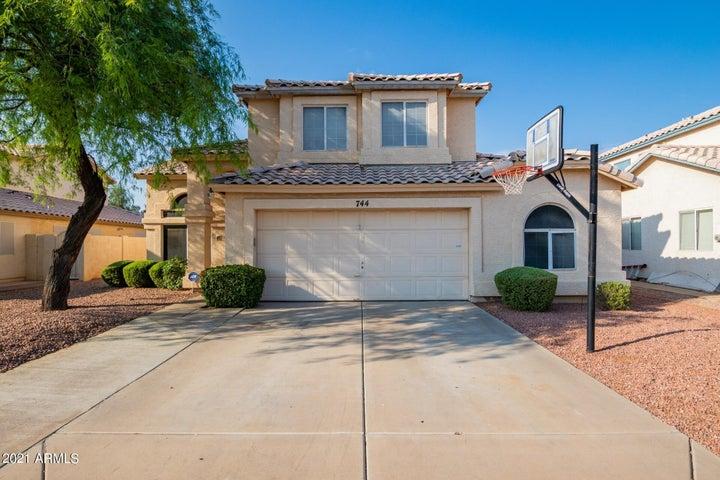 744 W SERENO Drive, Gilbert, AZ 85233