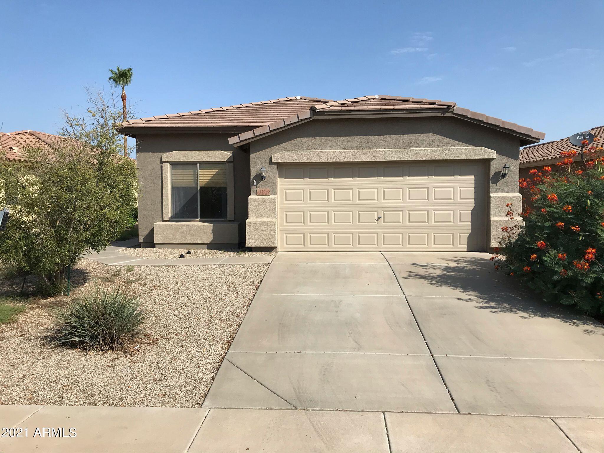 43680 W BEDFORD Drive, Maricopa, AZ 85138