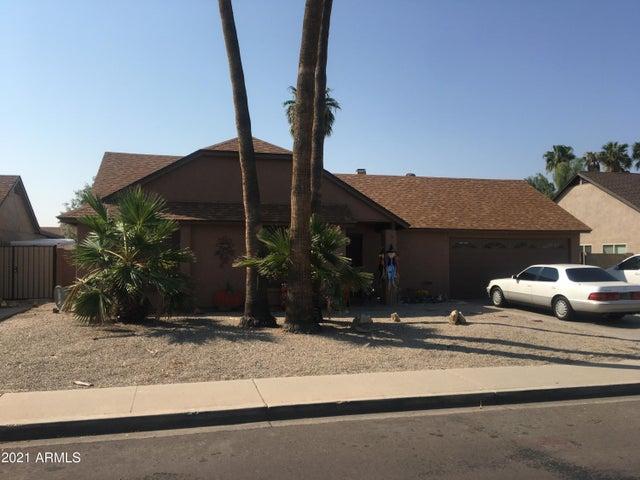 5507 W EUGIE Avenue, Glendale, AZ 85304