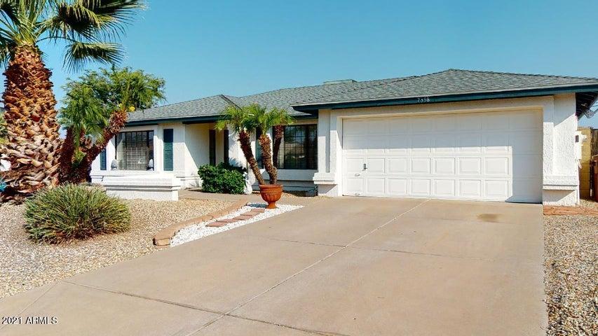 7358 W SUNNYSIDE Drive, Peoria, AZ 85345